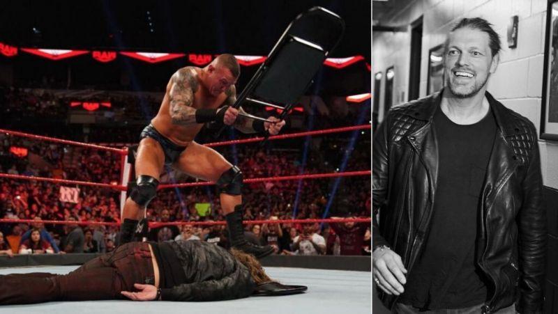 Orton/Edge
