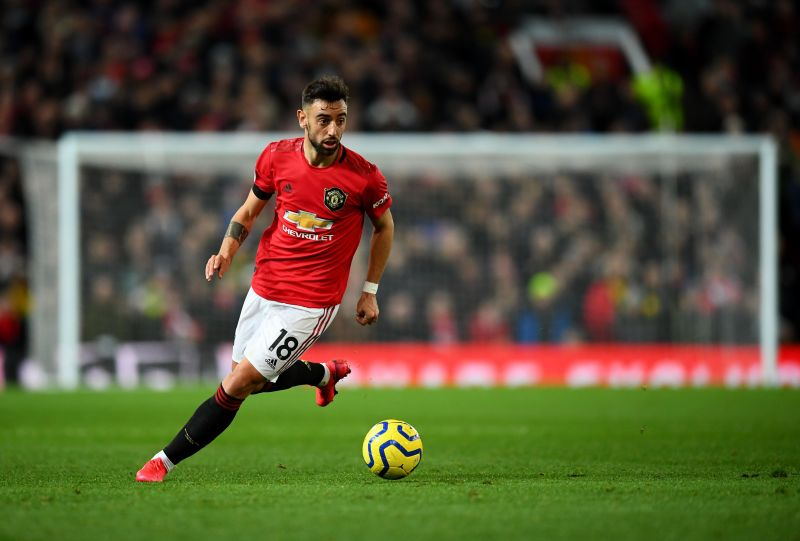 Bruno Fernandes has been in tremendous form since joining Manchester United