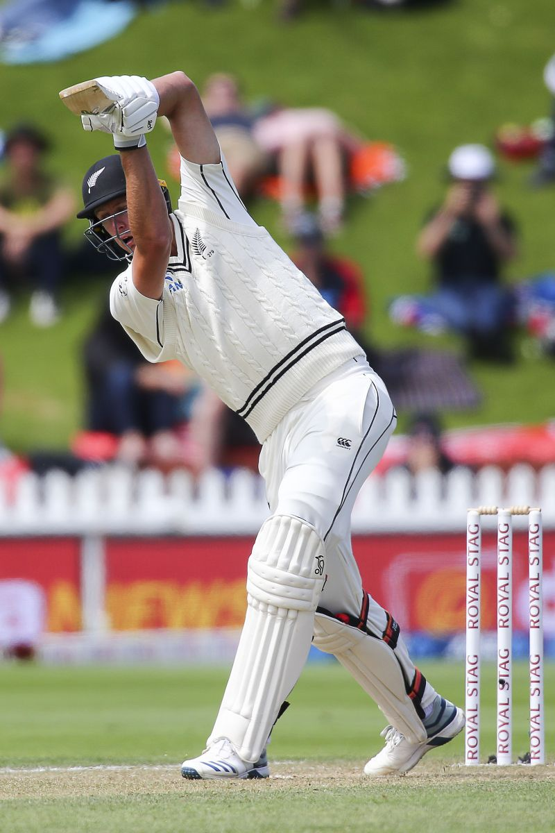New Zealand v India - First Test: Day 3
