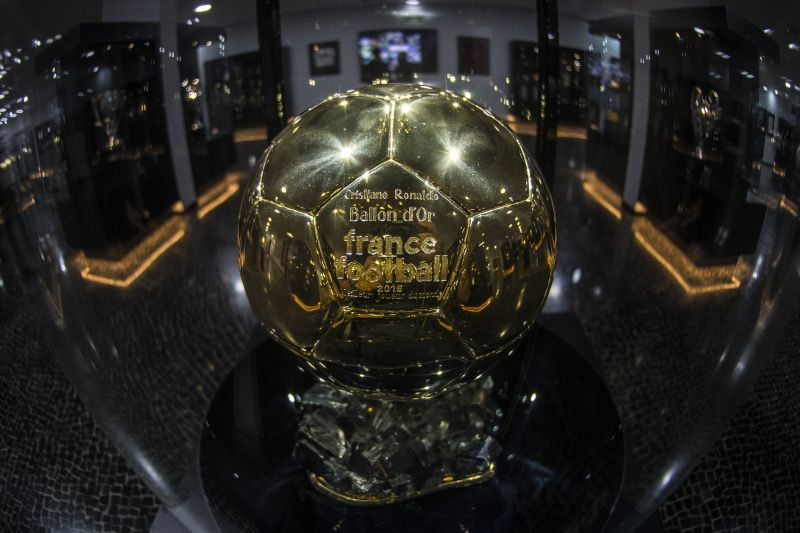 Ultimate individual prize in football