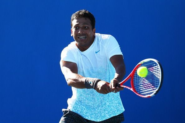 Mahesh Bhupathi was the star performer for India in the tie