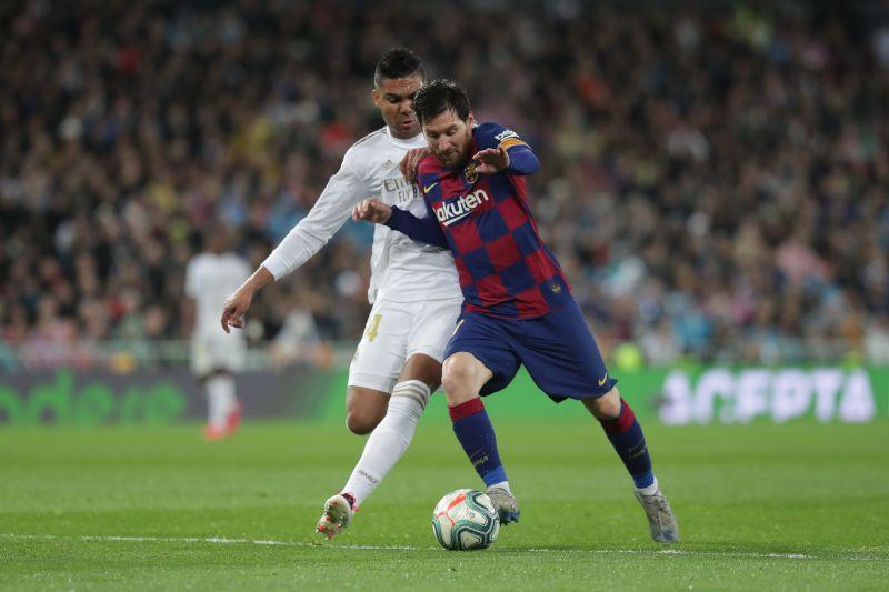 Real Madrid 2-0 FC Barcelona
