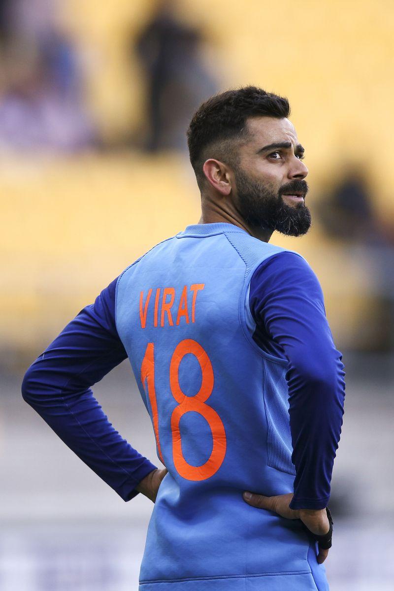 The last time India won an international at Guwahati, Virat Kohli scored a century.