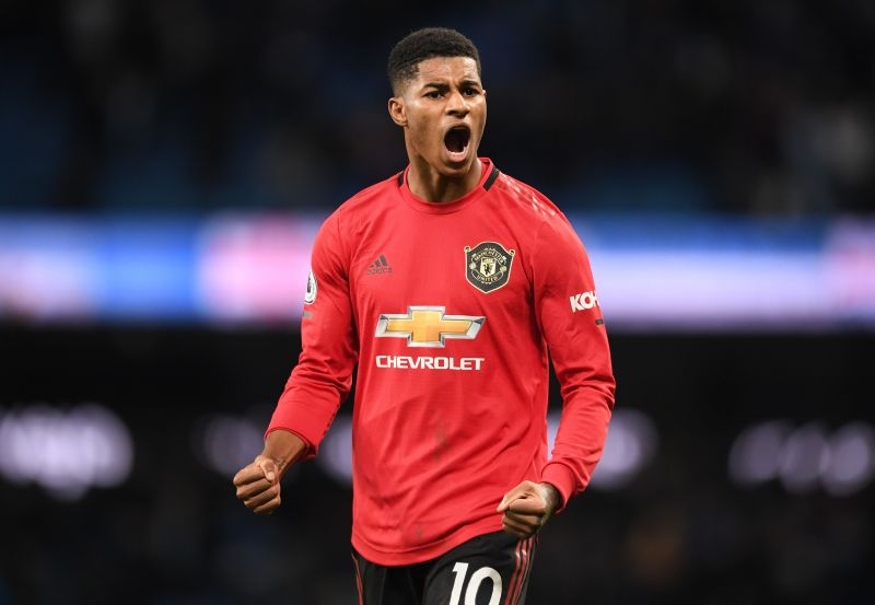 Marcus Rashford has enjoyed the best season of his career in 2019-20