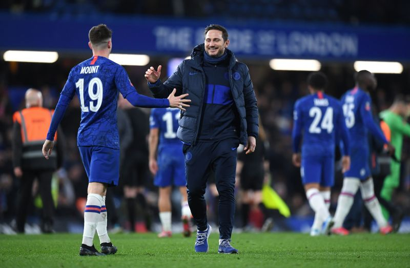 Chelsea beat Liverpool 2-0 to advance further in the FA Cup