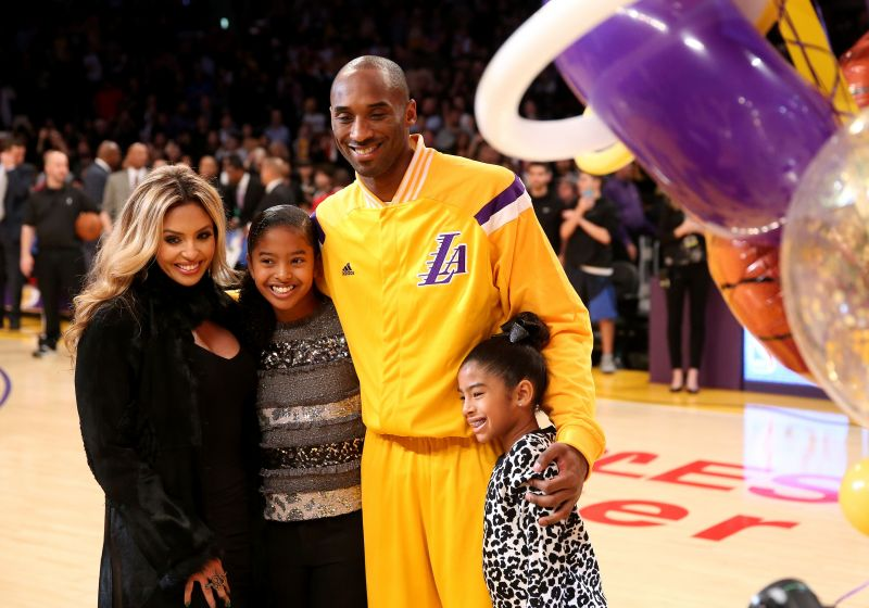Vanessa Bryant lost her husband Kobe and daughter Gianna in a Helicopter crash in January.