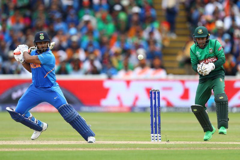 Rishabh Pant is a big hitter