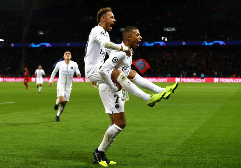 Mbappe and Neymar are one of many high-flying duos in European club football.