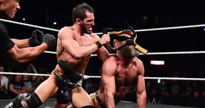Thus far, Gargano was the valiant hero and Ciampa was the villain - now, the tables have turned