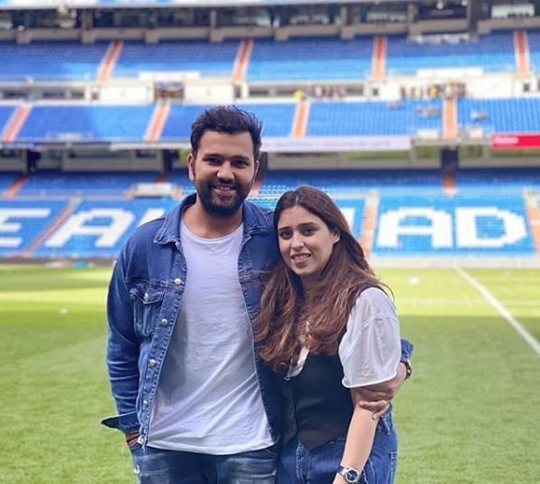 Photo-Rohit Sharma Social Media Account
