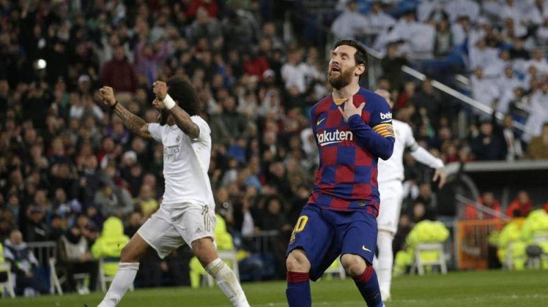 Barcelona forgot how to score against Real Madrid