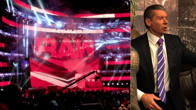 RAW/Vince McMahon
