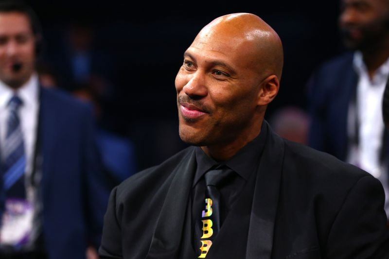 Lavar Ball is of a strong opinion that the Pelicans will face the Lakers in the first round.
