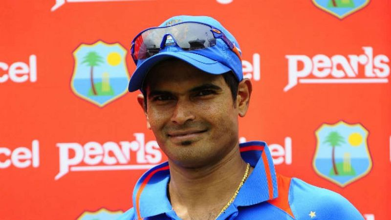 Badrinath won the Man of the Match award in the only T20 international he represented India