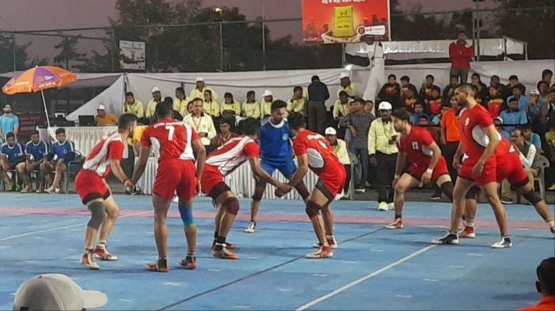 Uttar Pradesh vs. Vidharbha (Pool E)