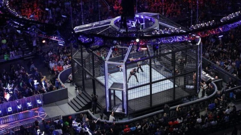 Elimination Chamber PPV takes place this Sunday