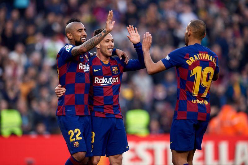 Barcelona will face Real Sociedad in La Liga on Saturday
