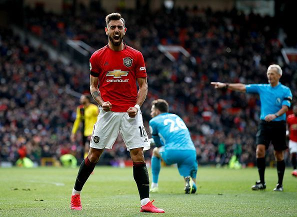 Bruno Fernandes has been an inspired signing for Manchester United