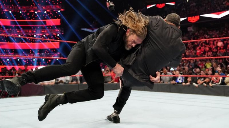 Edge is back