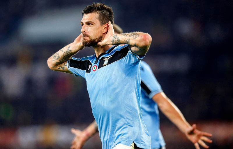 Acerbi has gone from battling cancer to becoming a fine defender with Lazio
