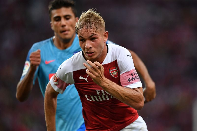 Emile Smith Rowe could be the man to replace Mesut Ozil