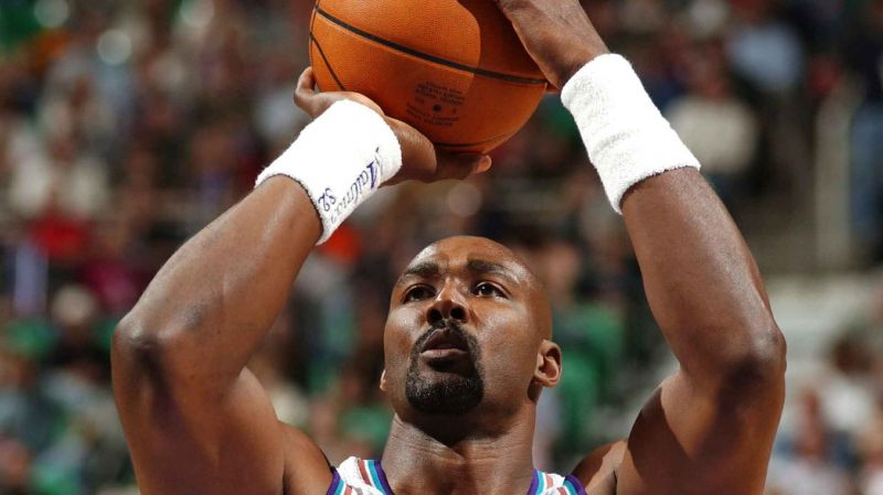 Karl Malone was the 13th pick of the 1985 NBA Draft