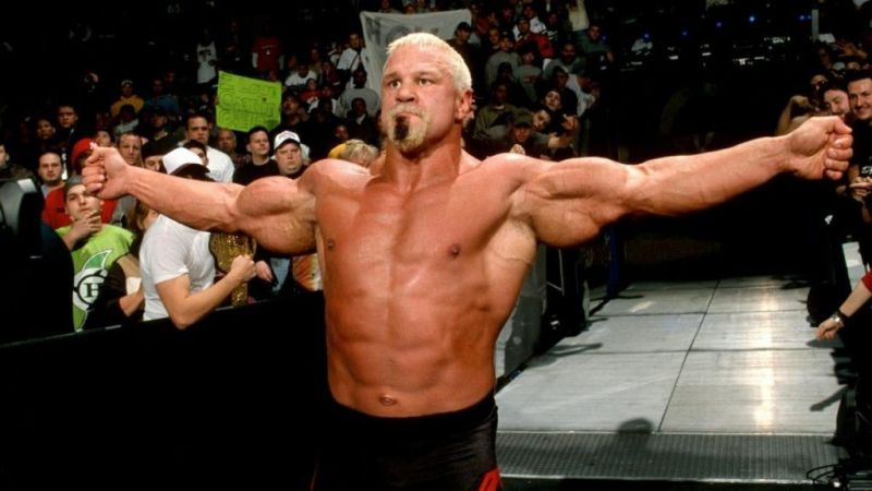 Scott Steiner collapsed backstage during Impact tapings