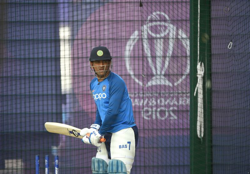 MS Dhoni would need to fight for his spot in the team, according to Venkatapathy Raju