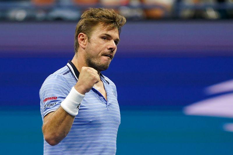 Stan Wawrinka reached the quarterfinals of the 2020 Australian Open