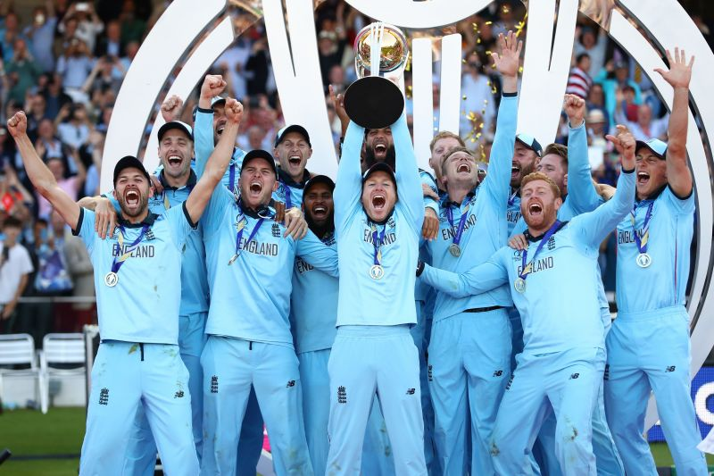 New Zealand v England - ICC Cricket World Cup Final 2019