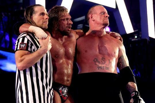 'The Game' and 'The Phenom' delivered a classic at WrestleMania 28