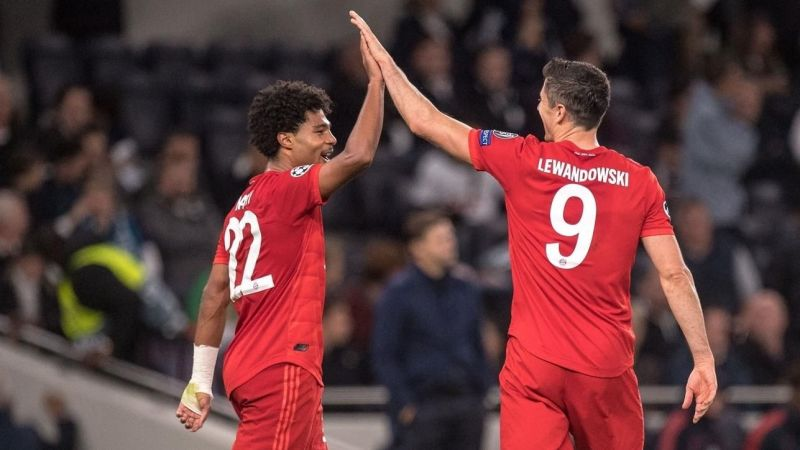 Bayern are once again contending for a treble, thanks to this peerless pair