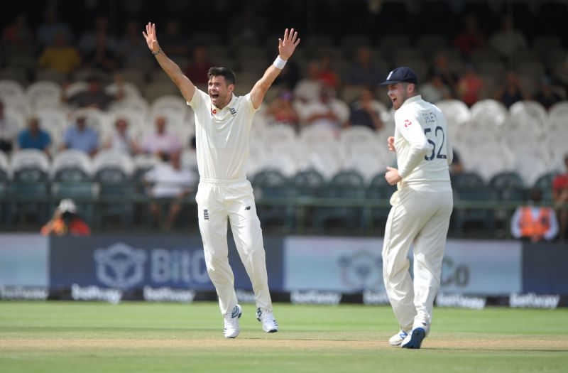 James Anderson has vowed that the coronavirus pandemic will not end his career