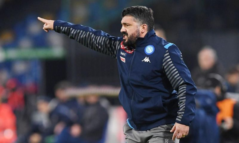 Napoli have considerably improved since Gattuso