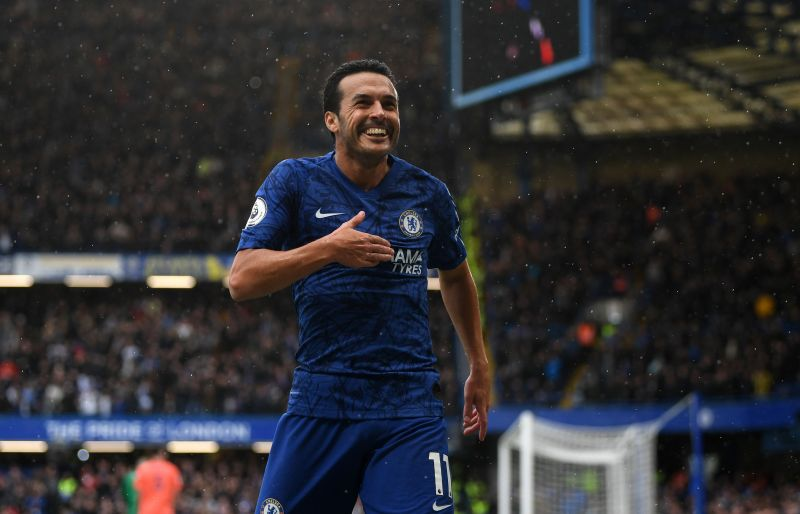 Chelsea registered a 4-0 win over Everton on Sunday