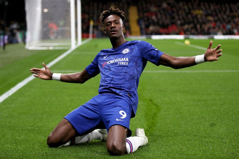 Tammy Abraham has been one of the Premier League