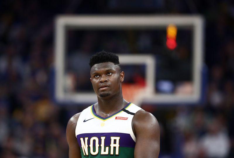 New Orleans Pelicans v Golden State Warriors