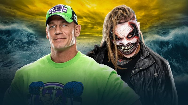 John Cena is set to go one-on-one against The Fiend Bray Wyatt at WrestleMania 36