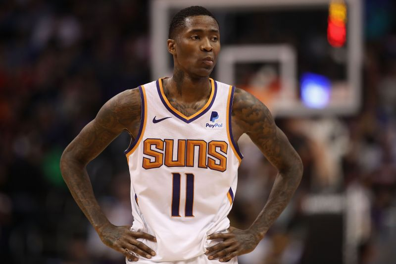 Jamal Crawford played for the Phoenix Suns last season