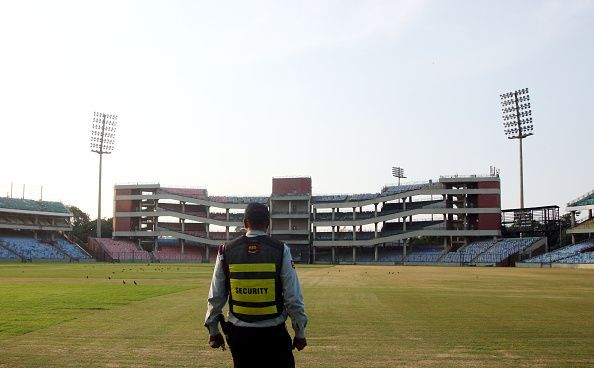 The Arun Jaitley Stadium is expected to be closed indefinitely, the DDCA have confirmed