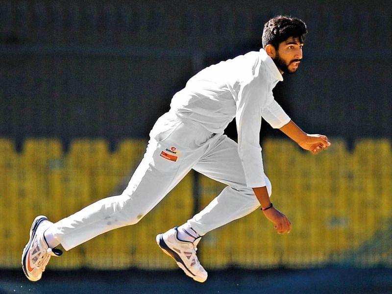 Chintan Gaja was exceptional for Gujarat in Ranji Trophy 2019-20 (Images Credits: Mumbai Mirror)
