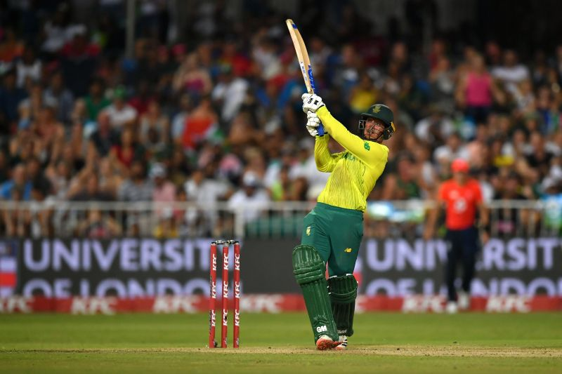 Quinton de Kock will be captain, wicket-keeper and opening batsman for South Africa