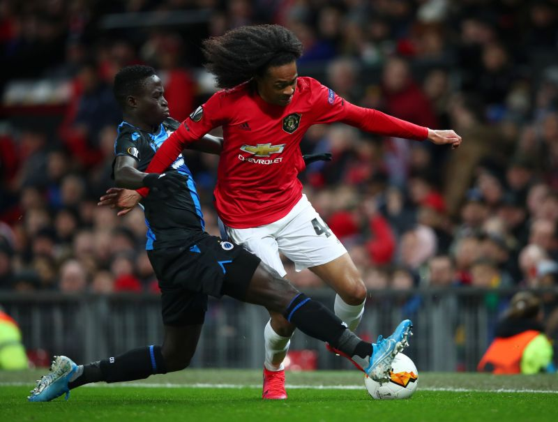 Tahith Chong looks set to join Inter Milan at the end of the season