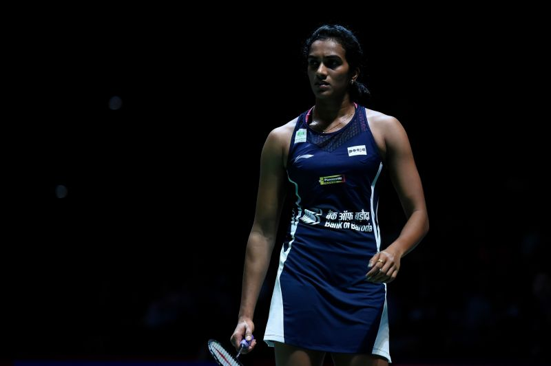 PV Sindhu is the highest ranked Indian in women