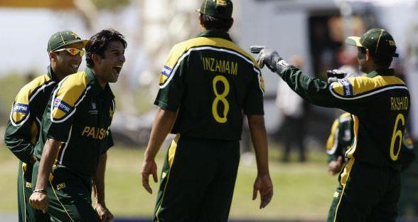 पाकिस्तान टीम , वर्ल्ड कप 2003