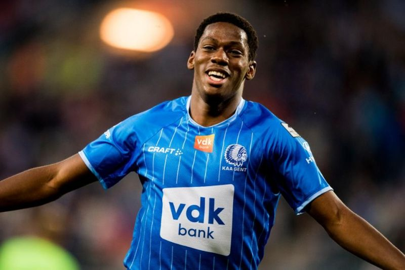 Jonathan David has 26 goal contributions in 27 Belgian Pro League appearances