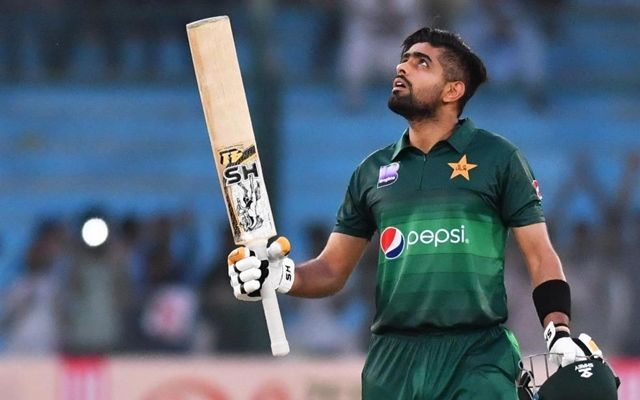 Babar Azam is one of the most graceful batsman in world cricket.