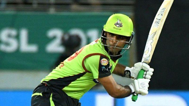 Fakhar Zaman needs to lift the team