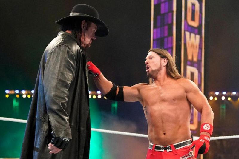 Did AJ Styles dig his own grave?