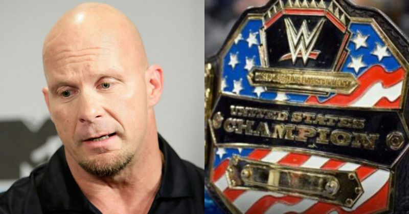 Steve Austin and the US title.